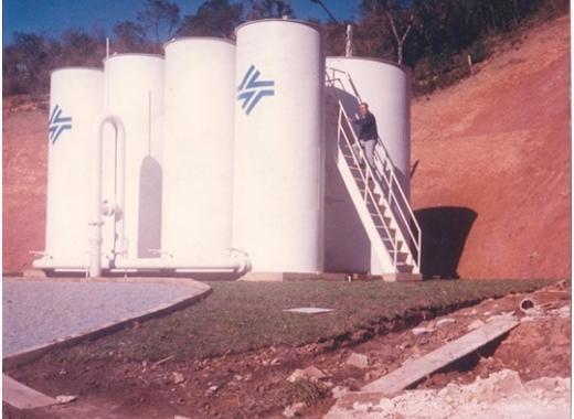 Estações de Tratamento Água e Esgoto